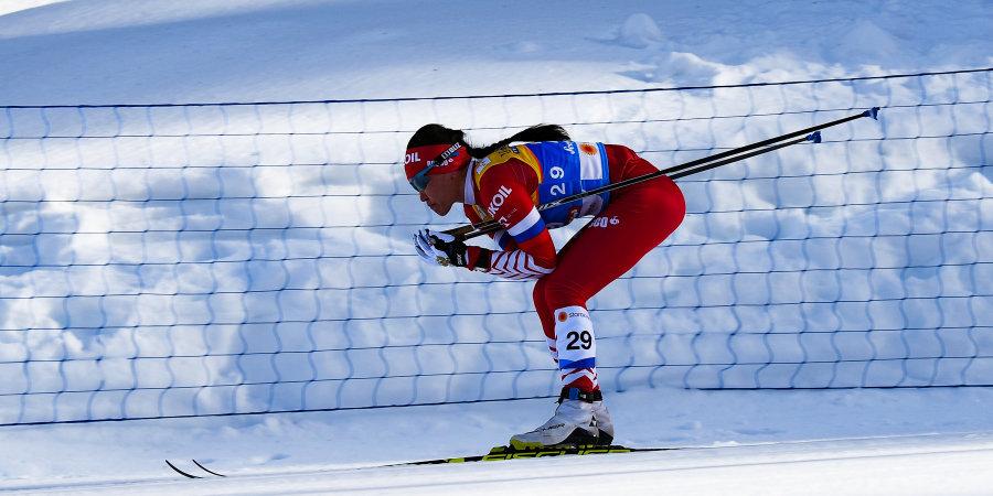 Сборная Норвегии выиграла женскую эстафету в Лахти, россиянки на финишной прямой упустили бронзу