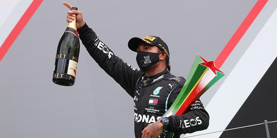 F1-Insider: Хэмилтон договорился с «Мерседесом» о контракте на один сезон с правом вето при выборе напарника