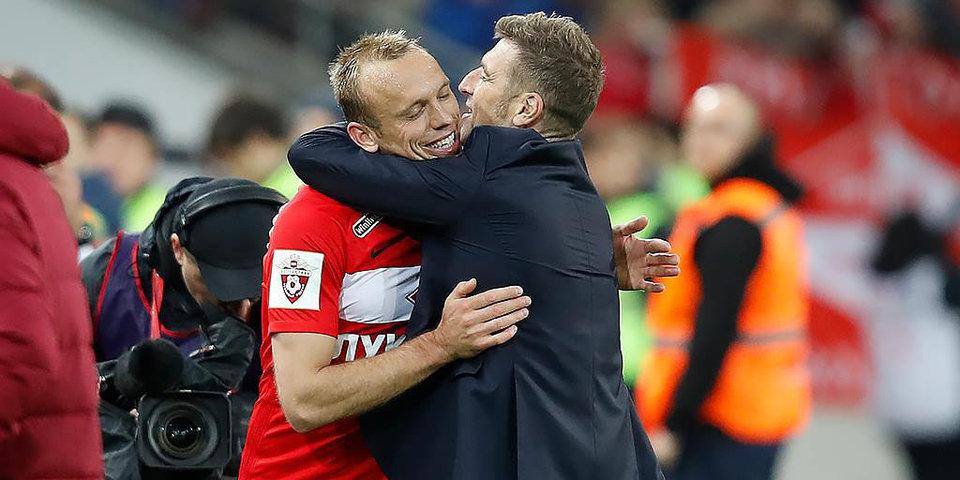 Глушаков забил лучший гол сезона по версии программы «После футбола» с Георгием Черданцевым