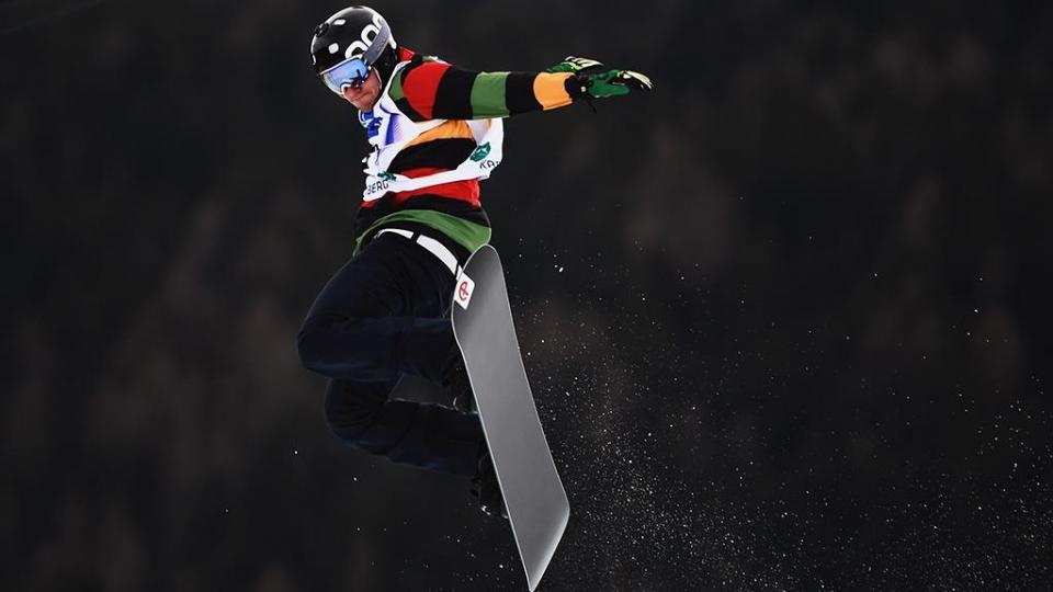 «Енисей» поддержал сноубордиста Олюнина, получившего тяжелую травму на Олимпиаде