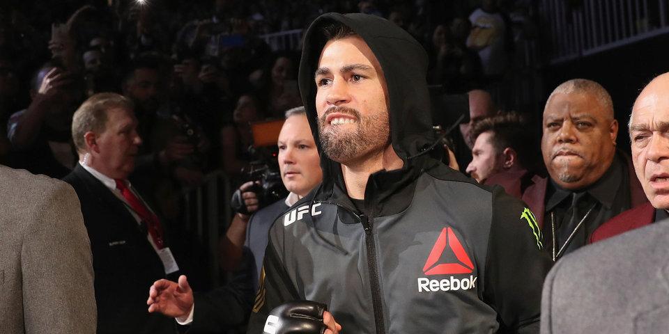 Экс-чемпион UFC Круз рассказал, когда вернется к боям