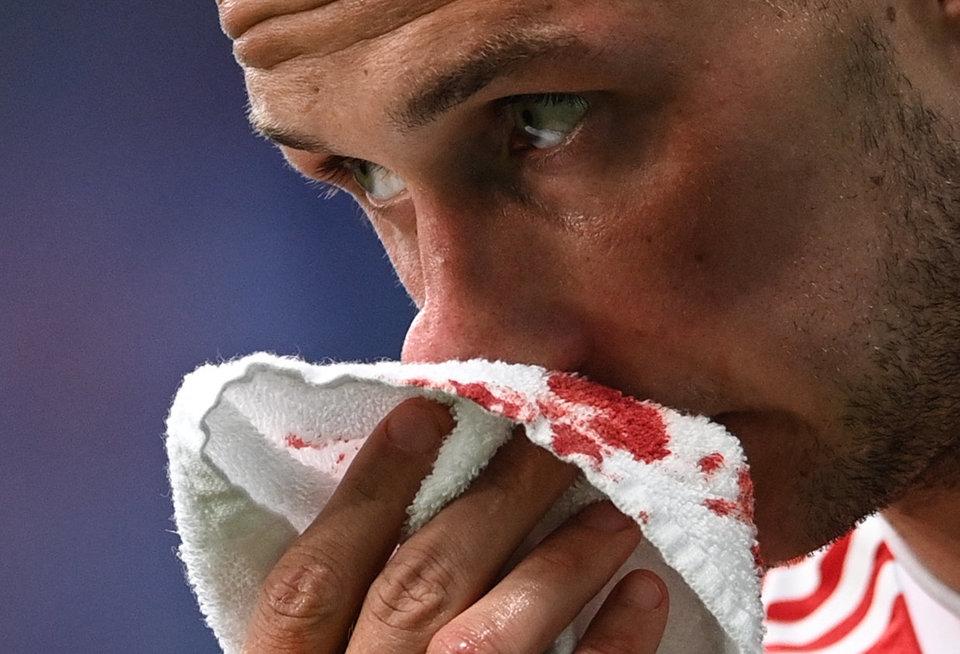 Агент Баринова — о состоянии футболиста: «Вечером сделают КТ, увидим результаты»