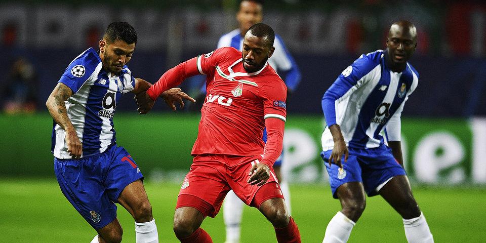Юрий Семин: «Локомотив» растранжирил свое преимущество и моменты в матче с «Порту»