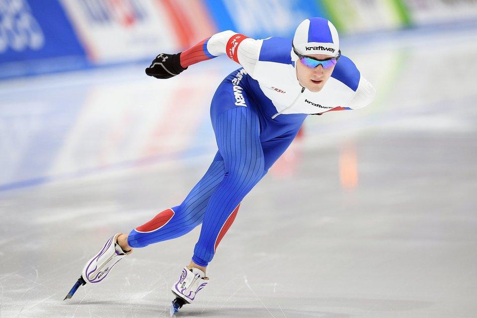 Голландский конькобежец Нейс выиграл дистанцию 1500 метров на этапе КМ в Японии, Трофимов — 10-й