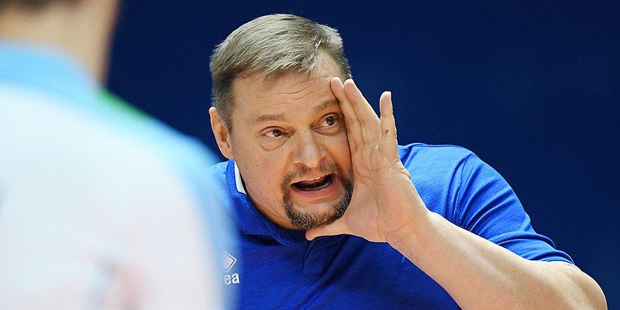 Казанский «Зенит» уступил «Кузбассу» в «Финале шести» и не смог выйти в полуфинал Суперлиги