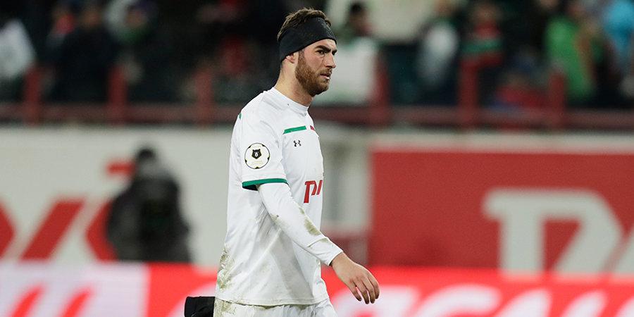 Соломон Кверквелия: «Я приехал в «Локомотив» ради Семина, но пора уже уезжать в Европу и попробовать себя там»