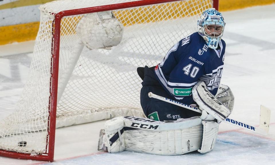 Московское «Динамо» рассталось с Лазушиным