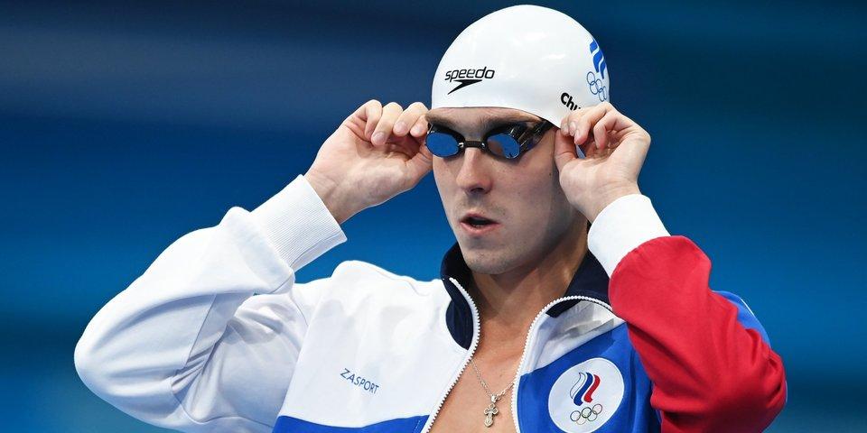 Рекордсмен мира Чупков возобновил карьеру. 24-летний россиянин уходил из спорта после ОИ в Токио