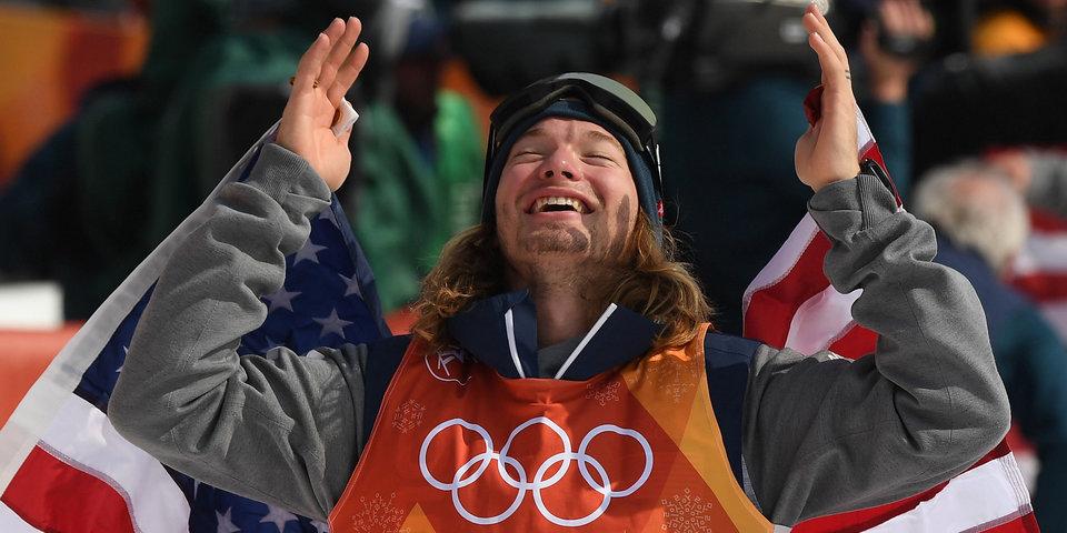 Американский фристайлист Уайз завоевал золото Олимпиады в хафпайпе