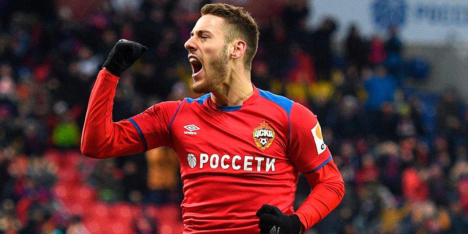 СМИ: ЦСКА близок к договоренности с «Эвертоном» по трансферу Влашича