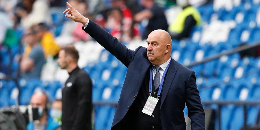 Три игрока сборной России сегодня покинут расположение команды