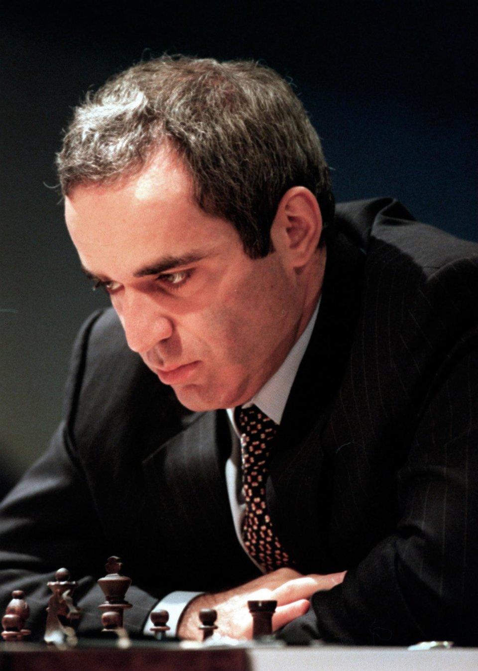 Сергей Смагин: «Каспарову конкурировать сейчас с молодым поколением фактически невозможно»