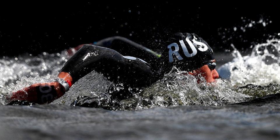 Кирилл Беляев: «Плавание - контактный вид. Кто-то бьет специально под дых, в пах»