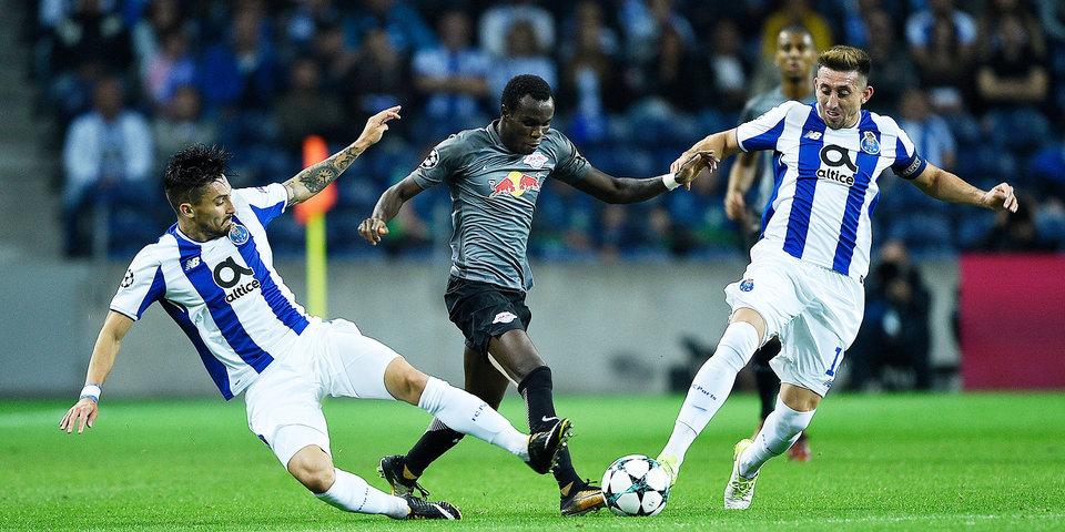 «Порту» выиграл в чемпионате Португалии после победы над «Локомотивом»