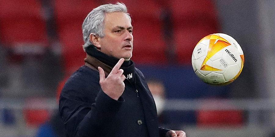 Моуринью назвал главного фаворита Евро-2020