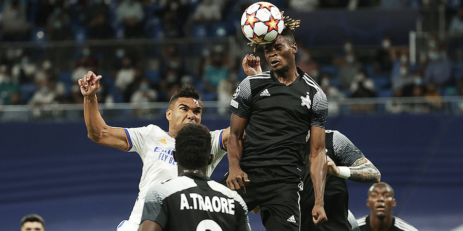 «Шериф» в гостях одержал победу над «Реалом» в ЛЧ, решающий гол на 90-й минуте забил экс-игрок «Тамбова»