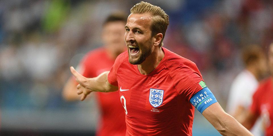 Сборные Англии и Панамы провели самый результативный первый тайм на ЧМ-2018