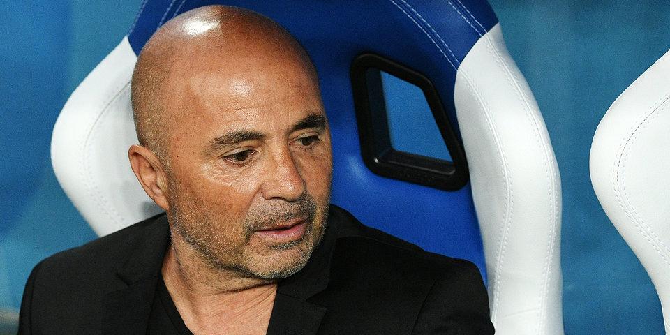 Хорхе Сампаоли: «Мои игроки действовали сердцем, они бунтари»