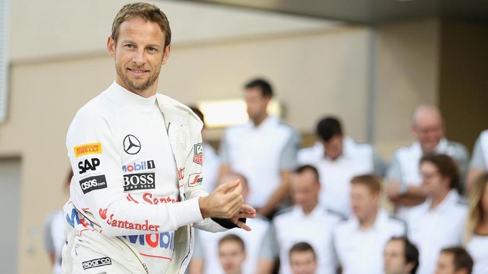 Дженсон Баттон: «Доволен тем, чего я достиг в «Формуле-1»