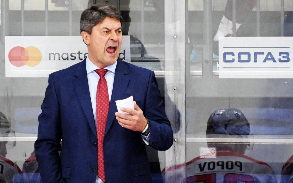 Андрей Мартемьянов: «Показали веселый хоккей, 11 голов не в каждой игре увидишь»