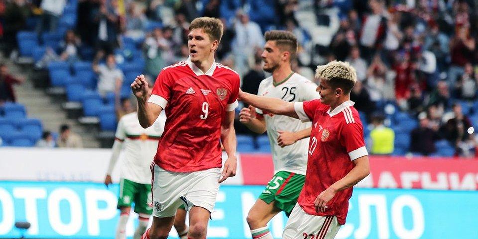 На Евро-2020 Миранчук и Соболев могут стать джокерами сборной России. Разбор матча с Болгарией
