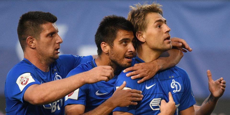 «Динамо» гарантировало себе место в РФПЛ на следующий сезон
