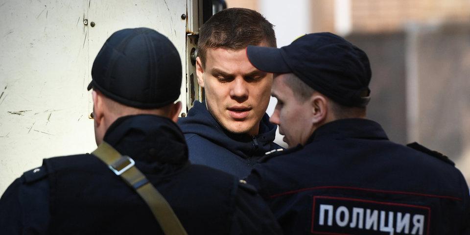 «В допросе следователя написано то, чего я не говорил». Свидетель по делу Кокорина и Мамаева — об измененных показаниях