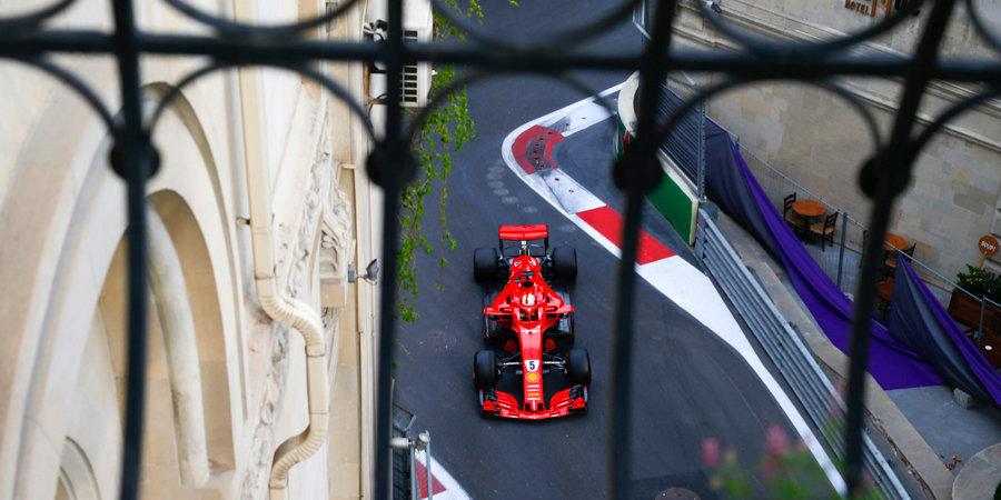 Организаторы гонки в Баку объяснили, почему отменили Гран-при