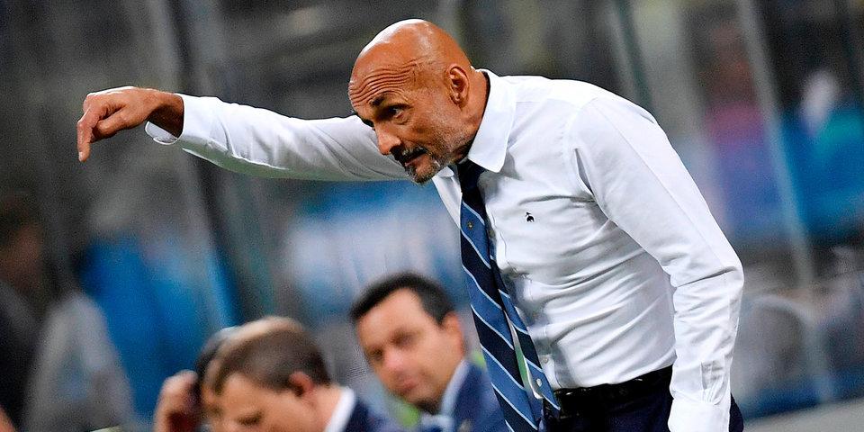 Лучано Спаллетти: «Доволен тем, как играл «Интер»