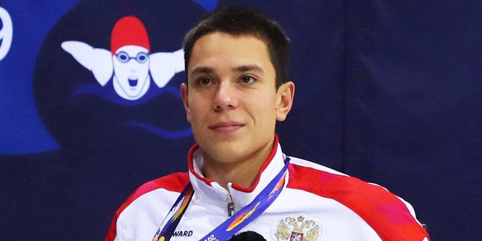 Жданов установил мировой рекорд на дистанции 50 м брассом и выиграл золото Паралимпиады