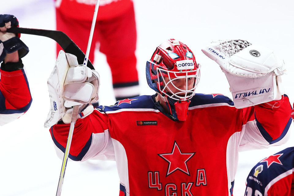 Шарыченков перешел из ЦСКА в «Салават Юлаев»