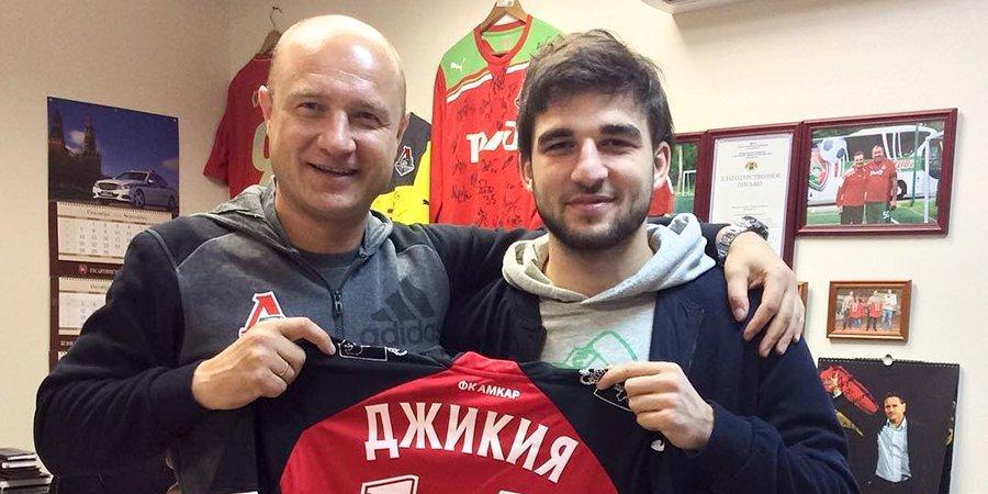 Детский тренер Джикии: «Гео настроен очень решительно. Сказал, что «Локомотиву» он со «Спартаком» ни разу не проигрывал»