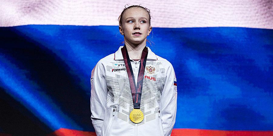 «Стою в стойке и думаю: «Нуууу, ладно, так и быть».15-летняя Виктория Листунова — чемпионка Европы! Даже на «мягких» брусьях