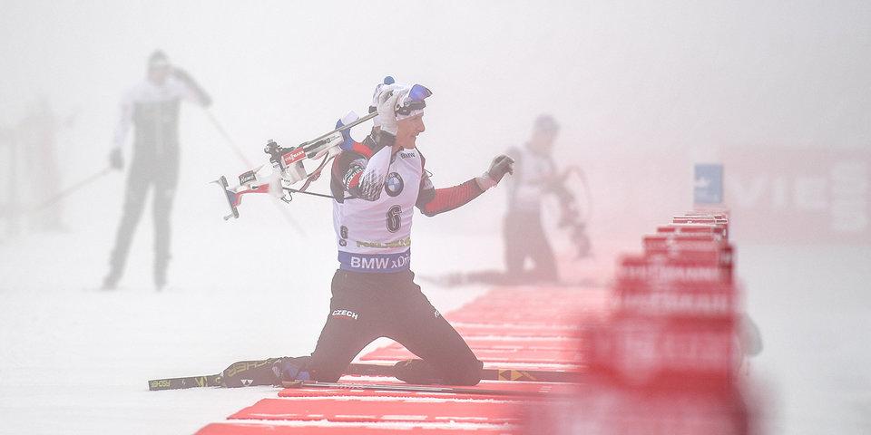 Мужская индивидуальная гонка в Поклюке перенесена на четверг из-за тумана