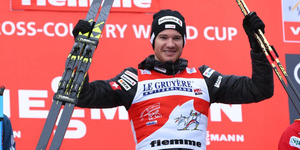 Четырехкратный победитель «Тур де Ски» снялся с последнего этапа из-за проблем со здоровьем