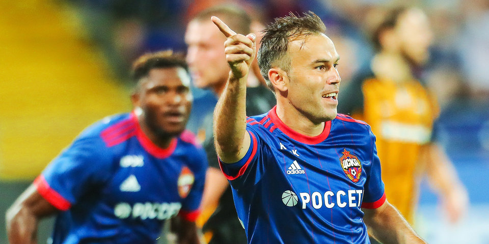 Соперниками ЦСКА стали «Црвена Звезда», «Бенфика» и «Ювентус»
