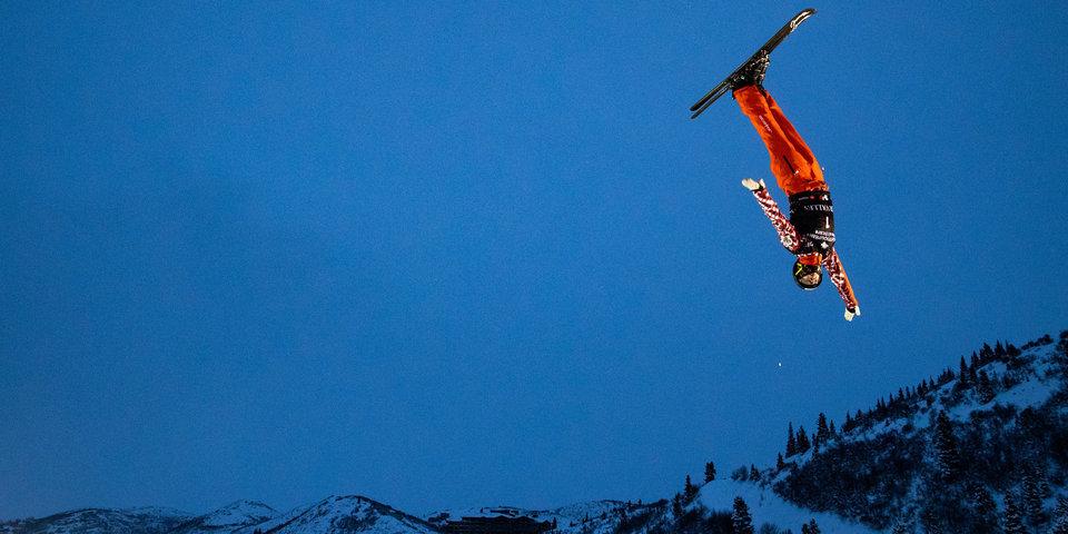 Россияне завоевали три медали в лыжной акробатике на Универсиаде