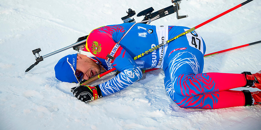 Сборная России провела 23 гонки подряд без медалей