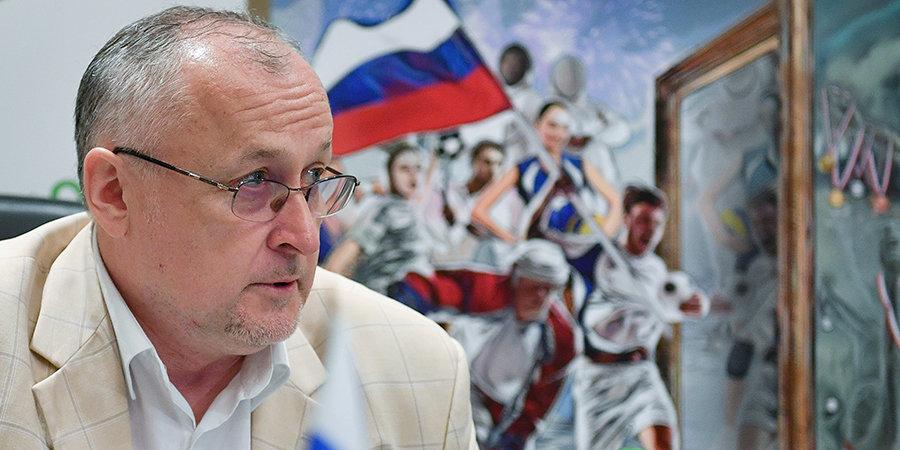 Ганус прокомментировал ситуацию с чувашскими атлетами, Шляхтин рассказал о взаимодействии ИААФ и ВФЛА