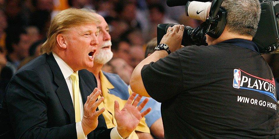 «Серьезно, Америка? Буду молиться еще больше». НБА против Трампа