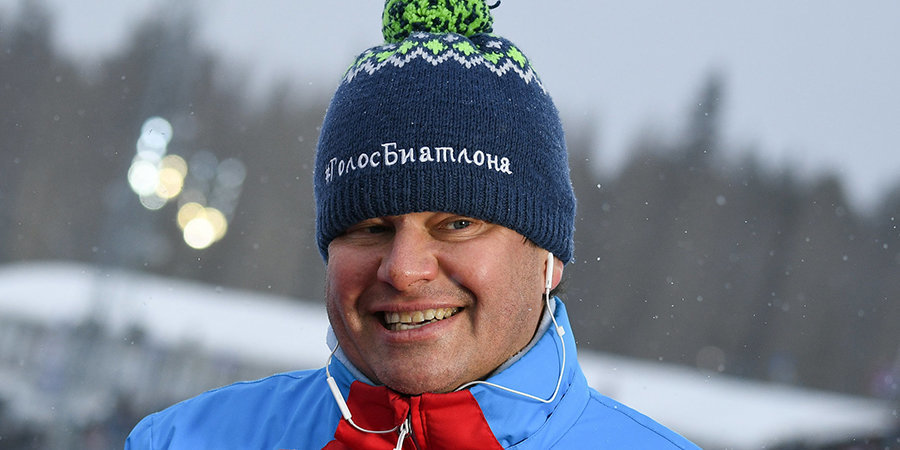 Дмитрий Губерниев: «Январь будет определяющим месяцем для российского биатлона. Либо это будет подъем, либо разруха»
