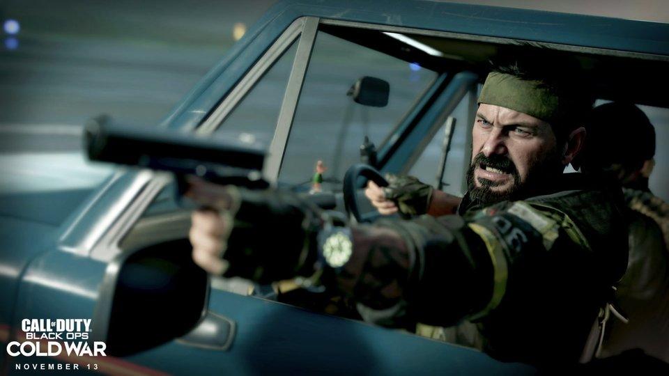 Представлен трейлер Call of Duty: Black Ops Cold War. Шутер выйдет 13 ноября
