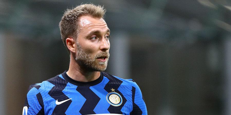 Кристиан Вьери: «Интер» должен признать ошибку при подписании Эриксена»