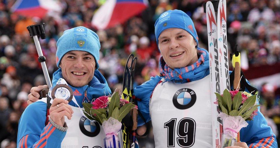 Серебро эстафеты в Рупольдинге — у сборной России. Как это было