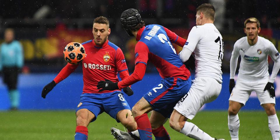 Андрей Созин: «ЦСКА играл в футбол только 25 минут»