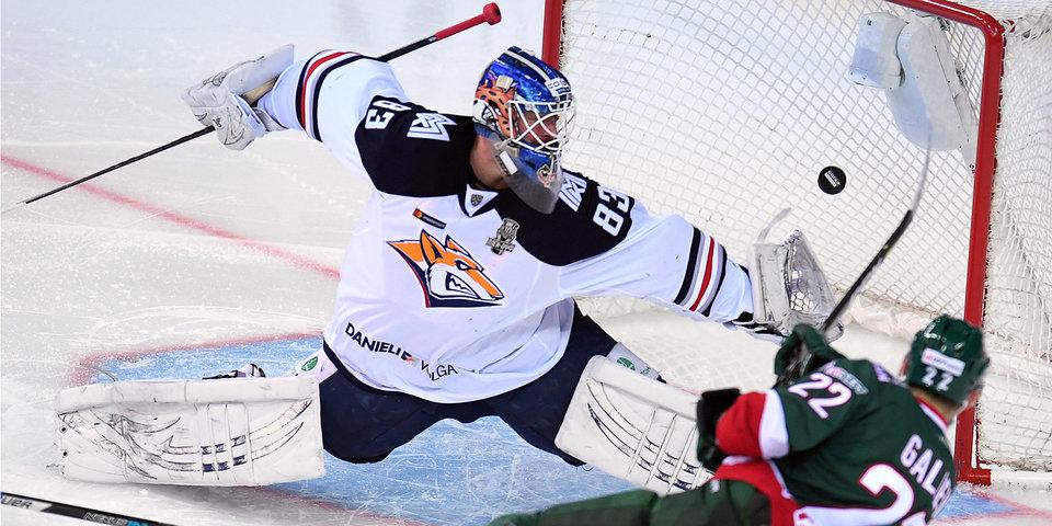 Кошечкин постоянно останавливает «Ак Барс», Прохоркин уничтожает «Адмирал». У кого в КХЛ есть удобные соперники?