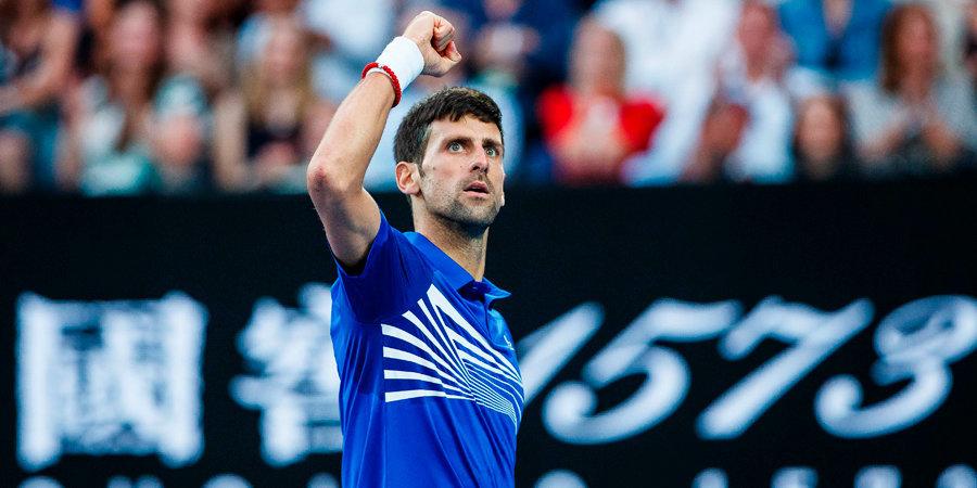 Джокович принес сборной Сербии второе очко в матче Кубка Дэвиса, Энди Маррей вывел вперед Великобританию