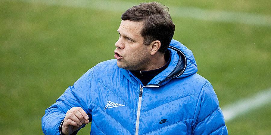 Владислав Радимов: «Краснодар» давно не выигрывал у «Зенита», и думаю, что сейчас этого тоже не случится»