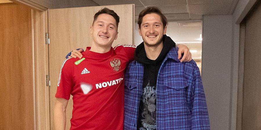 Агент Миранчуков — о визите в офис «Спартака»: «Летом всё узнаете»