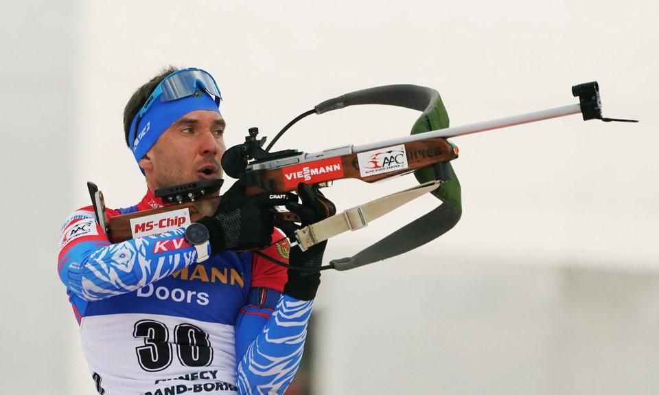 Стал известен состав сборной России на мужскую индивидуальную гонку на ЧМ
